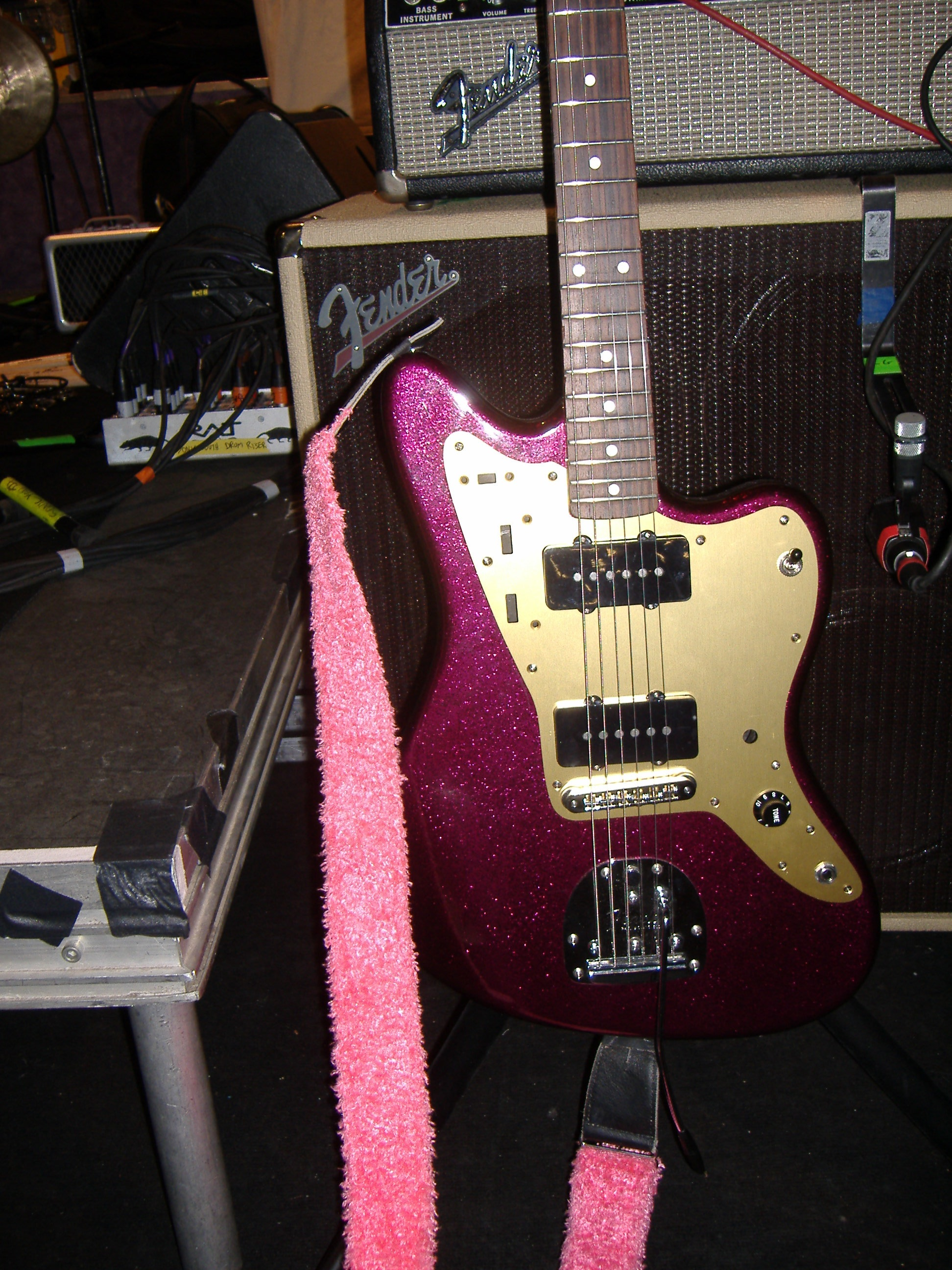 The Sonic Youth Gear Guide Stratocaster Pickup Wiring Jazzmaster