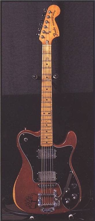 sonic youth gear guide fender telecaster deluxe