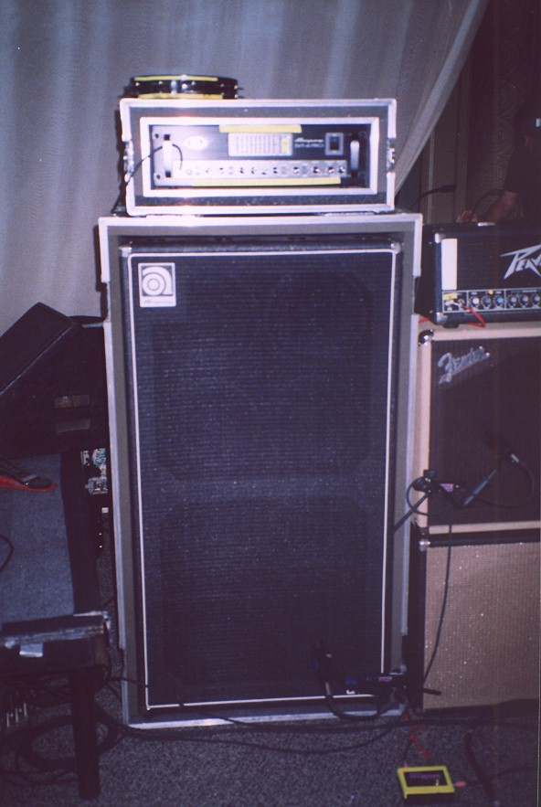Ampeg Svt 4 Pro Reviews Amp Prices Equipboard 174