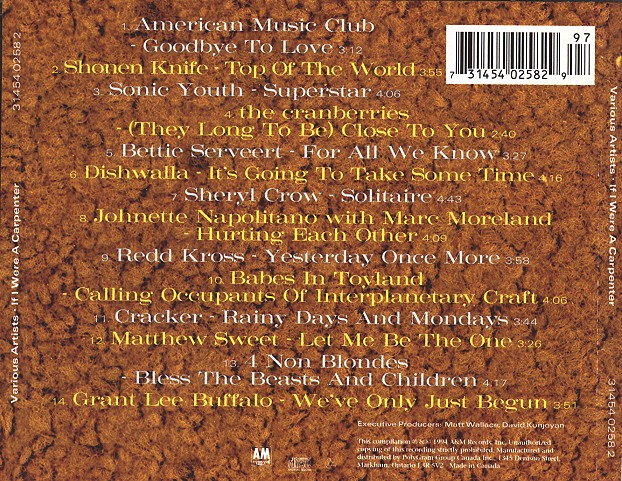 Sonicyouth Com Discography Compilation If I Were A
