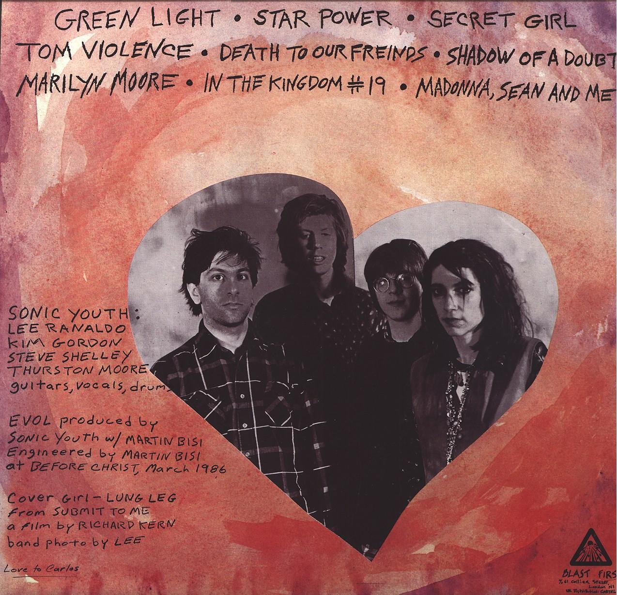 Evol (Sonic Youth album) - Wikipedia - 569.3KB