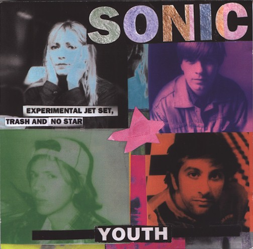 Image result for sonic youth experimental jet vinyl art