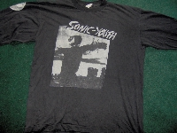 Sonic Pulp: Goo Fiction - Sonic Youth - T-Shirt   TeePublic