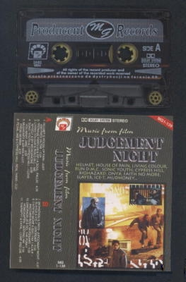 Sonicyouth Com Discography Soundtrack Judgment Night