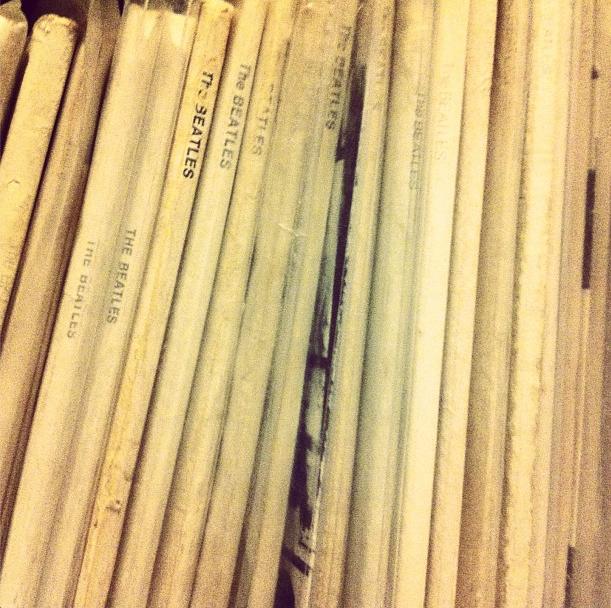 #unnumbered #whitealbum s #dontcollectemall #vinyligclub